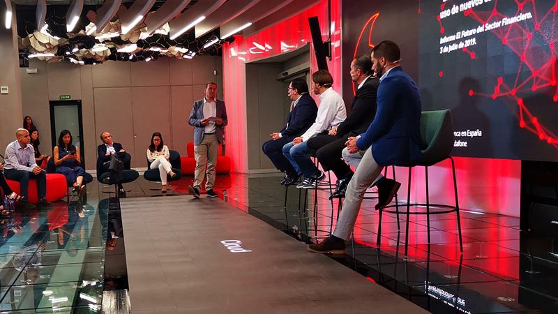 Gran éxito de las sesiones Vodafone Lab en su primer año