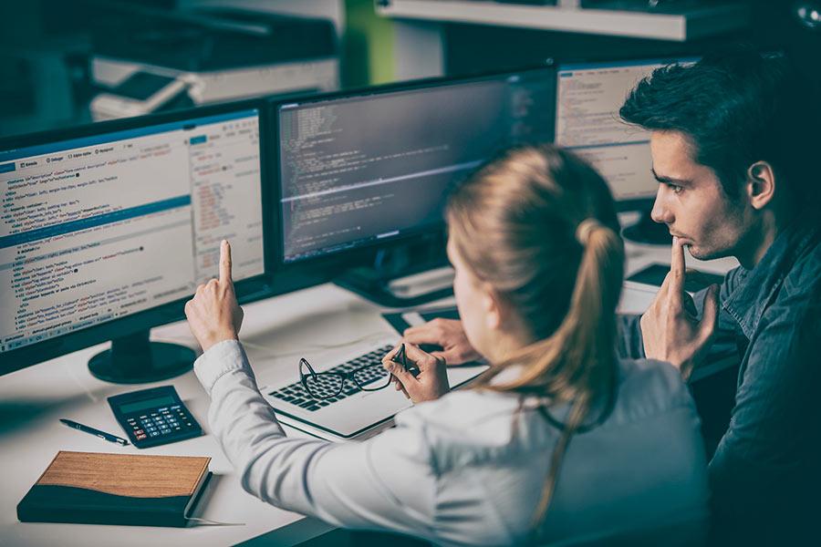 Ciberseguridad y soluciones de seguridad