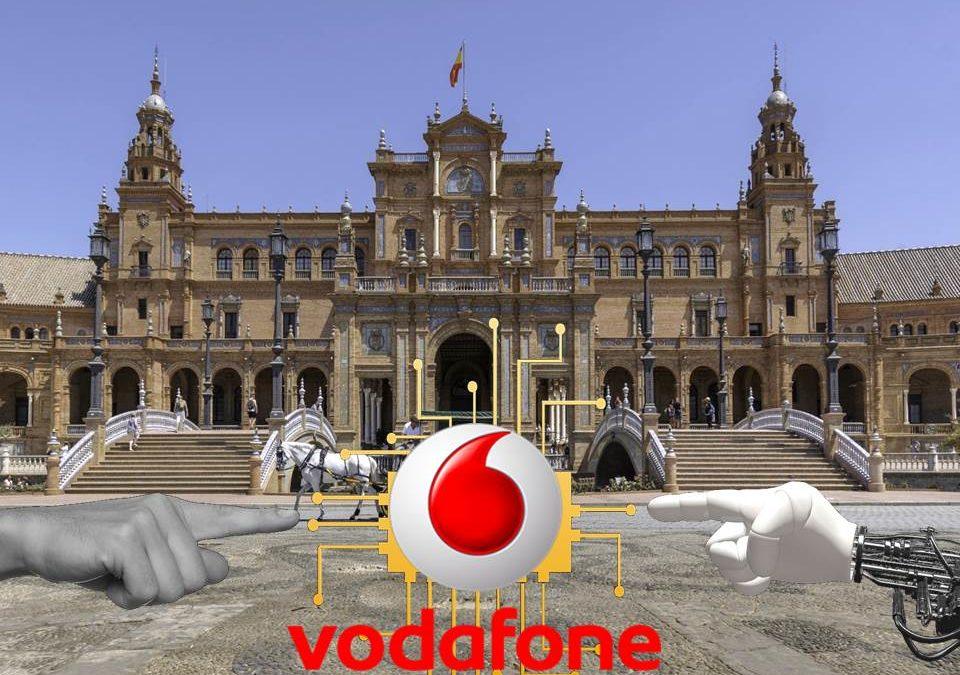 Vodafone 5G en 32 ciudades españolas para 2020