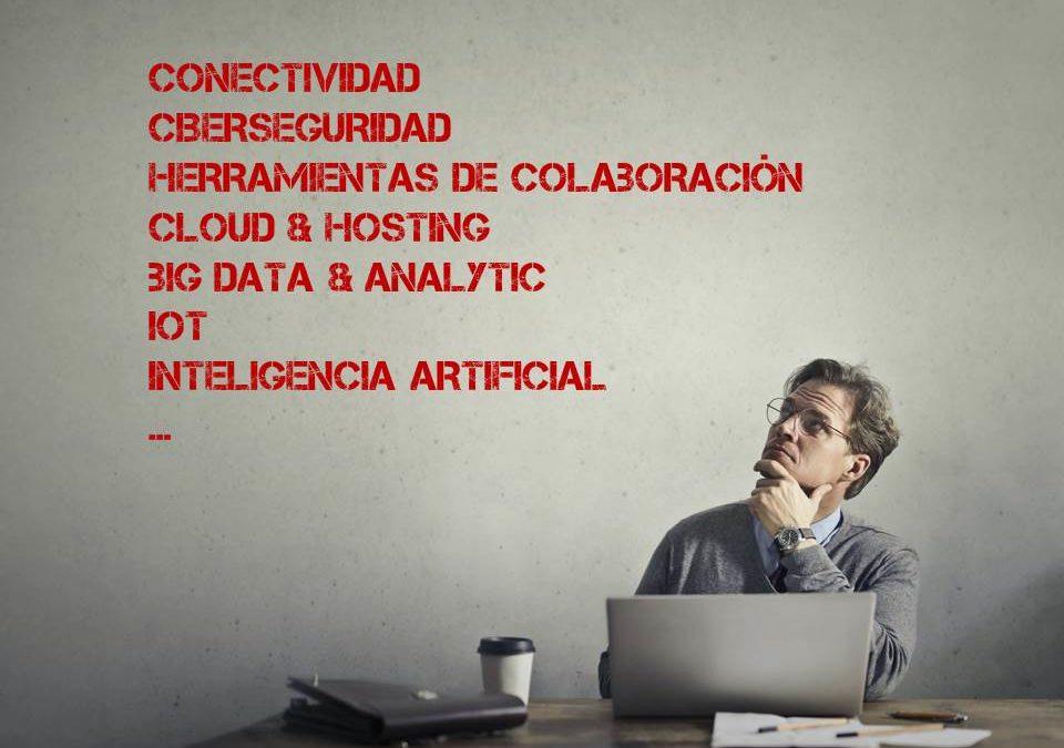 Estado de Digitalización de las Empresas españolas