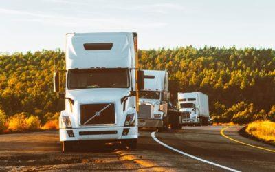 Gestión de flotas con IoT para optimizar transporte y rutas