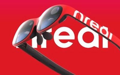 Nreal Light, las gafas de realidad aumentada de Vodafone